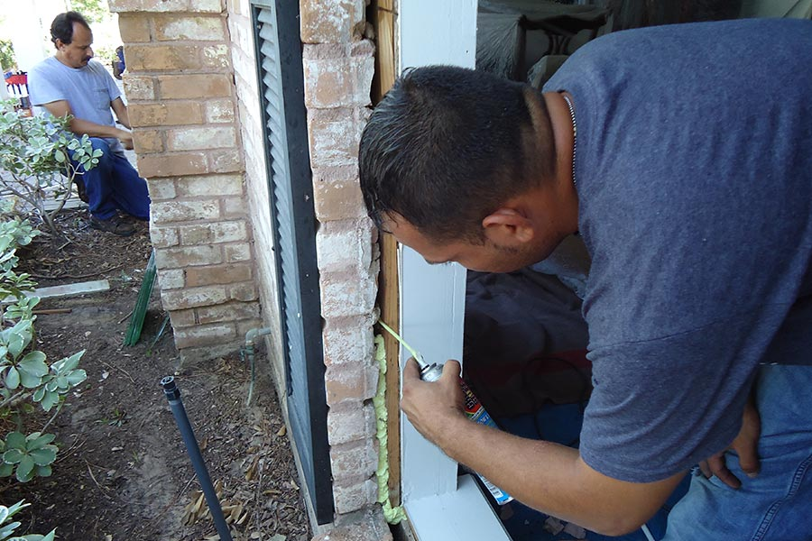 Houston Replacement Window Installation