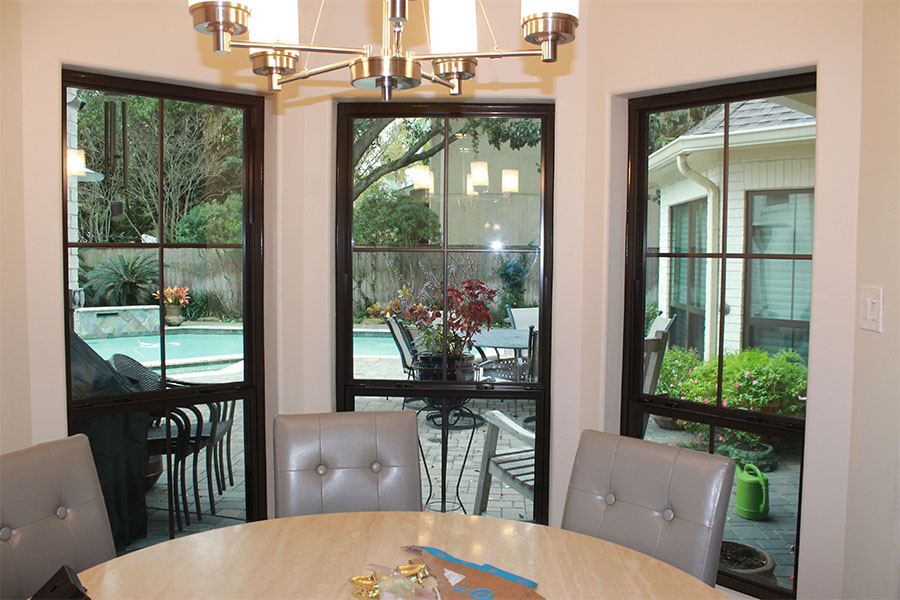 Ultra Aluminum Window Replacement in Houston, The Woodlands, Tomball, Katy, Spring Cypress, Kingwood